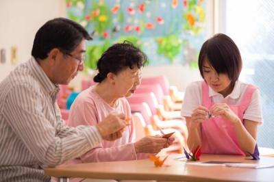 医療法人富寿会 介護老人保健施設平野新生苑 デイケアの求人