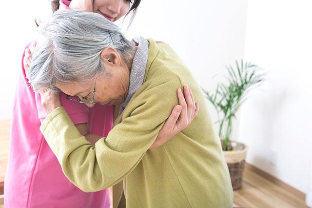 高齢者介護・認知症状進行の段階
