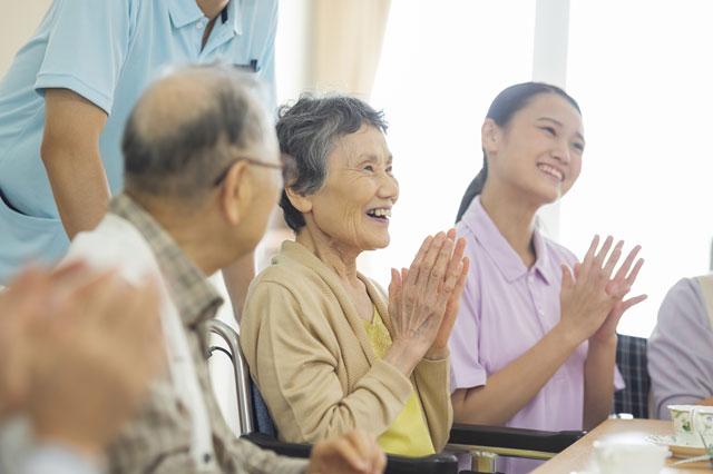 「2025年問題」で影響を受ける介護業界