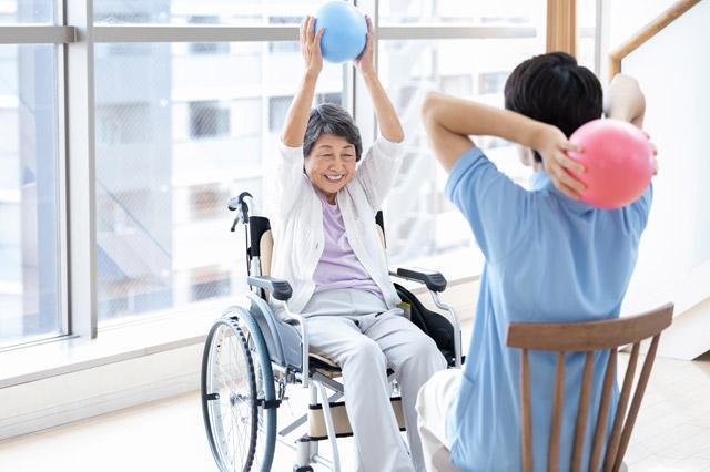 介護士の魅力について