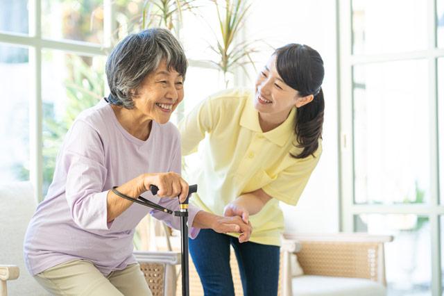 利用者に対する介護士の声かけの重要性について