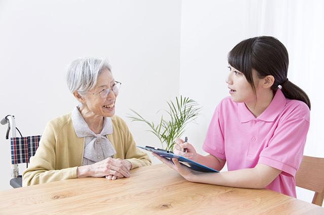 介護サービスでケアマネが行うアセスメントの手法とは?