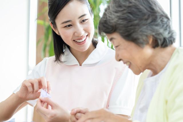 介護士の役割