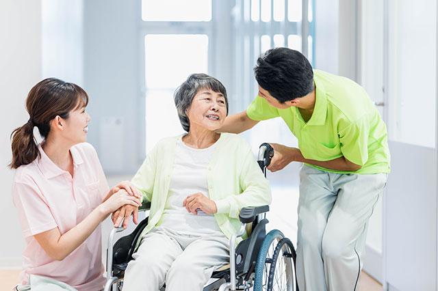 スケジュールから考える、理想の介護士の仕事選び