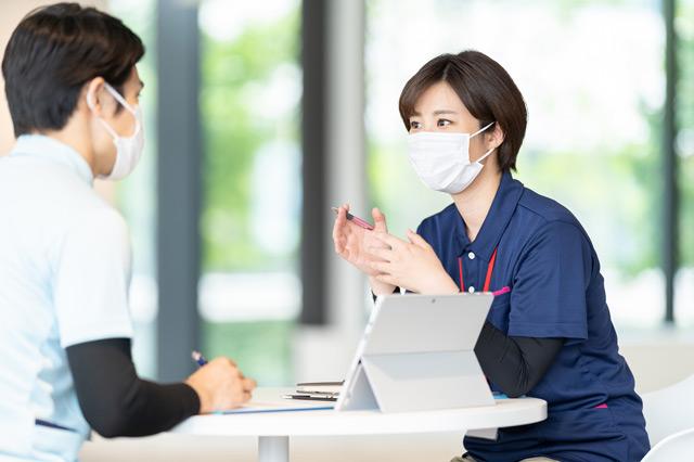 介護士のパワハラ問題
