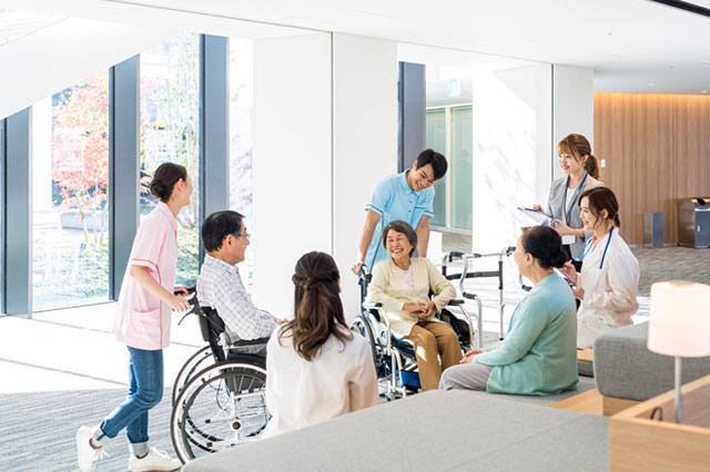 介護士としてやりがいを感じるのはどんな時なのか