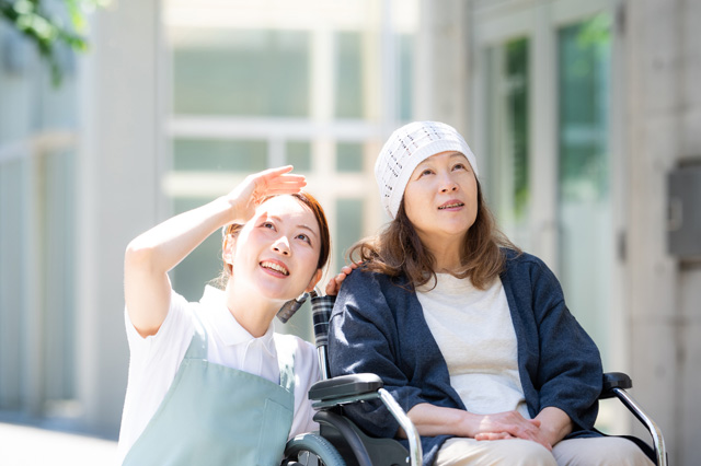 行政は介護事業所のチェック機関である