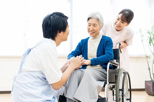 介護職のための協会