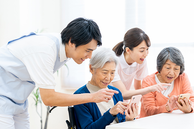 介護で連携が大切な理由